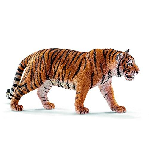 Schleich Familia de tigres - 14729, 14730 (2 partes) [Juguete]