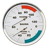 Sauna Hygrotherm 130mm / Präzisionsgerät 130mm Klassik