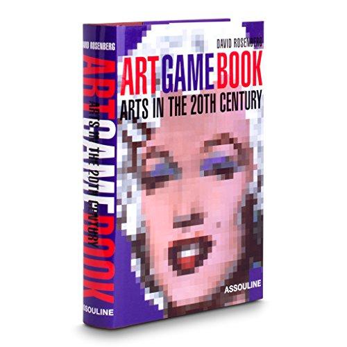 Art game book - anglais