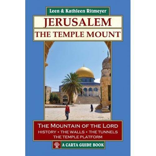 Jerusalem -The Temple Mount por Leen &. Kathleen Ritmeyer