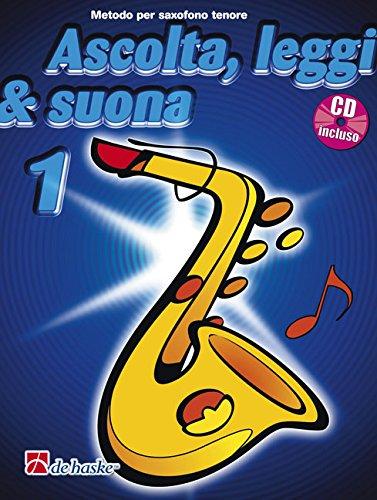 Ascolta, Leggi & Suona 1 saxofono tenore