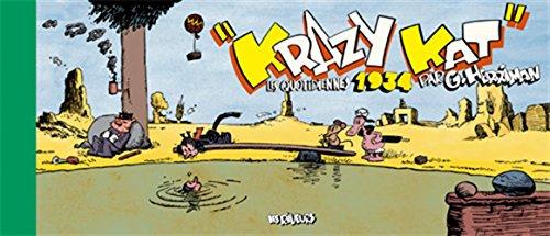 Krazy Kat - Les Quotidiennes de 1934 par George Herriman