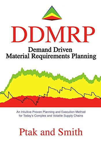 Demand Driven Material Requirements Planning (DDMRP) par Carol A. Ptak