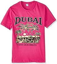 Dubshi D117 Men's Dubai T-shirt, Fu