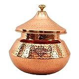 Best Copper Cookwares - Indian Art Villa Steel Copper Punjabi Handi Bowl Review