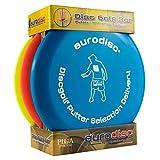 Eurodisc Disc Golf Einsteiger-Starterset Selection Putter Midrange Driver