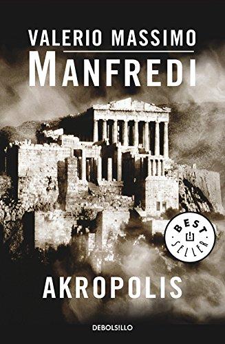 Akrópolis: 496/6 (BEST SELLER) por Valerio Manfredi