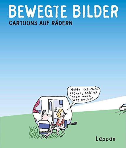 Bewegte Bilder: Cartoons auf Rädern