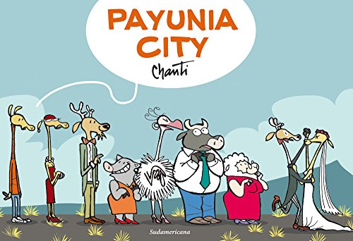 Payunia city por Chanti