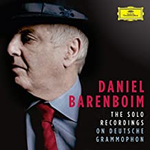 The Solo Recordings on Deutsche Grammophon (Coffret 39CD - Tirage Limité)