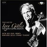 L'Art De Ivry Gitlis: Concertos Pou by Ivry Gitlis (2010-07-01)