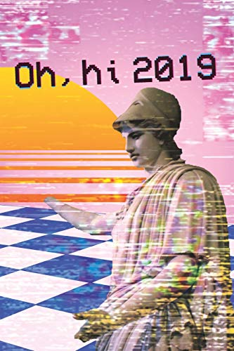 Oh, Hi 2019: Year Planner por Cutiepie Vaporwave Diaries