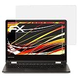 atFolix Folie für Medion AKOYA E2228T (MD60250) Displayschutzfolie - 2 x FX-Antireflex-HD hochauflösende entspiegelnde Schutzfolie
