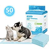 Nobleza - 50 x Ultra Absorbent Puppy Training Pads Dog Toilet Pee Mat