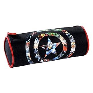 Marvel: Avengers–Neceser–bolsa redondo 22x 8cm)