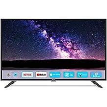 Sanyo 108 cm (43 inches) Nebula Series Full HD Smart IPS LED TV XT-43A081F (Black) (2019 Model)