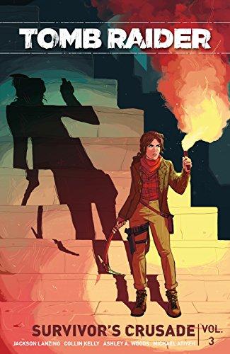 Tomb Raider Volume 3: Crusade (English Edition) segunda mano  Se entrega en toda España
