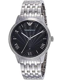 Emporio Armani Chronograph Black Dial Men's Watch - AR1614I