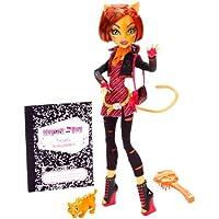 Mattel X4634 - Monster High Toralei, Puppe