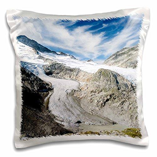 Danita Delimont - Martin Zwick - Mountains - The Peak of Mt. Maurerkeeskopf. Austria, Salzburg - 16x16 inch Pillow Case (pc_188948_1)