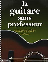 Guitare sans professeur