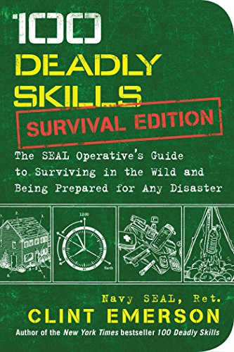 100 Deadly Skills: Survival Edition Cover Image