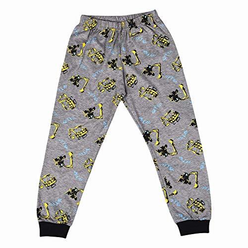 e7dc19121c Little Hand Jungen Zweiteiliger Schlafanzug Baumwolle Lange Nachtwäsche  Kinder Pyjama