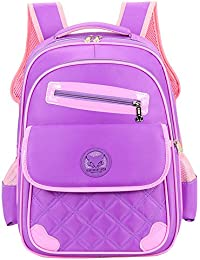 dbd26f724798 Amazon.co.uk  Purple - Children s Backpacks   Backpacks  Luggage