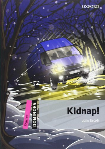 Dominoes- Starter: Kidnap!- Pack (libro y multiROM)