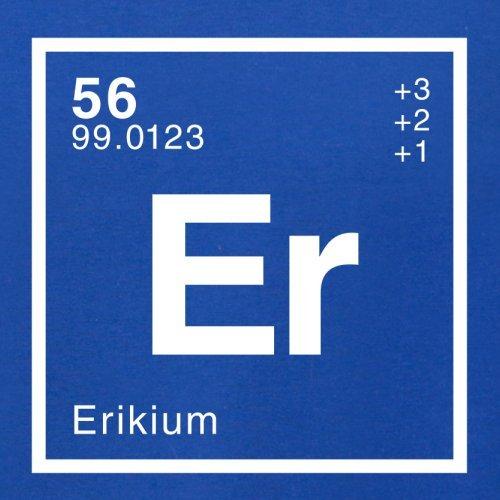 Erik Periodensystem - Herren T-Shirt - 13 Farben Royalblau