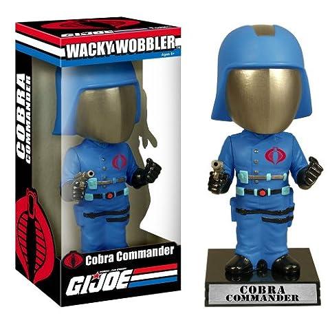 G.I. JOE - Figurine Bobble Head Classic Cobra Commander 18