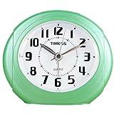 ZLR Muet Créatif Creative Mute Petit Réveil Horloge Chambre Chevet Veilleuses Réveil Paresseux Homme Petite Horloge ( Couleur : E )...