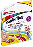 Edding Funtastics Magic Fun Fasermaler 7+1