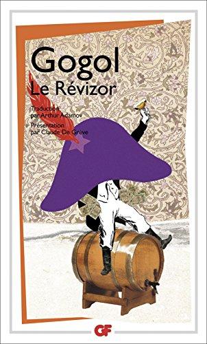 Le Revizor par Nikolaï Gogol