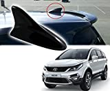 #4: Auto Pearl - Premium Quality Black Shark Fin Replacement Signal Receiver (AM/FM) Antenna For - Tata Hexa