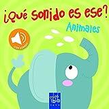 Animales: Libro con sonidos (Libros con sonidos)