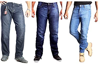 HB's Motorbike Kevlar Jeans - Motorcycle Kevlar Jeans