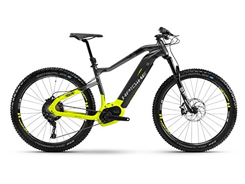 Haibike SDURO HardSeven 9.0 Bosch Intube Elektro Fahrrad 2018