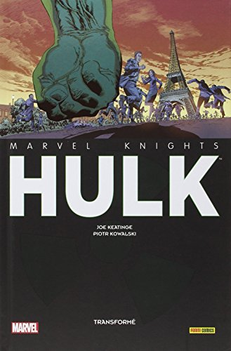 MARVEL KNIGHTS HULK
