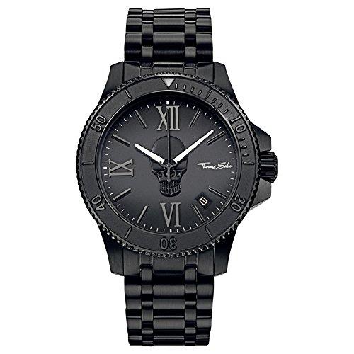 Thomas Sabo, Reloj para Hombre WA0197-202-203-44 mm
