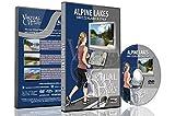 Promenades Virtuelles - Lacs Alpins pour marche intérieure tapis roulant et vélo...