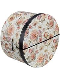 Boite a Chapeau Roses 34cm Lierys boite pour chapeau accessoires