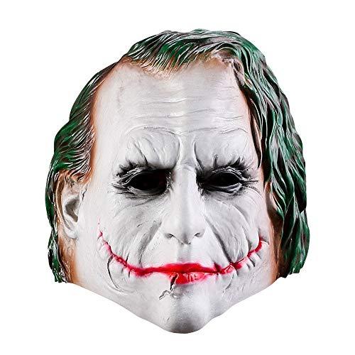 PJHGS Halloween Make-up Geist Gesicht Tanz Maske