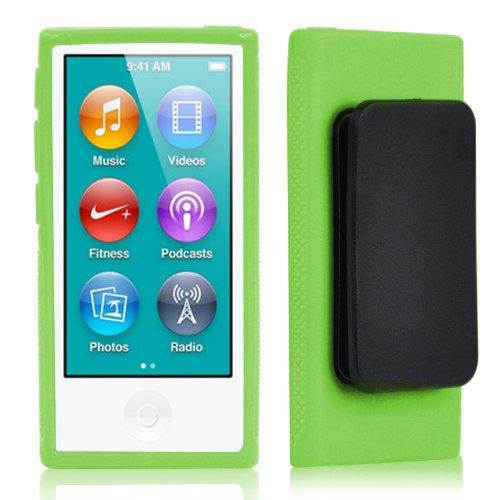ülle Schutzhülle Für Neuen Apple iPod Nano 7. Generation Abdeckung Schale (Ipod Nano Sport Clip)