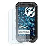 Bruni Protecteur d'écran pour Blackview BV6000 Film Protecteur, Cristal Clair Écran...