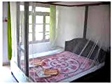 Shahji Creation Double Bed Multi 6X6.5fe...