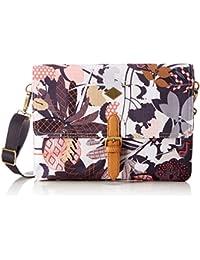 Oilily Damen M Flat Shoulder Bag Umhängetasche, 2.5 x 20.5 x 28 cm