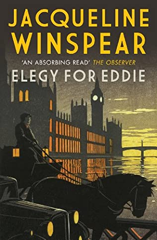 book cover of Elegy for Eddie