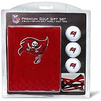 Team Golf NFL besticktes Handtuch Geschenk-Set