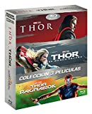 Pack Trilogía Thor Ragnarok [Blu-ray]